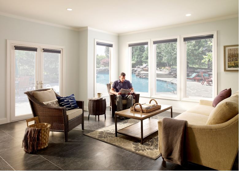 Simple, Smart, and Stylish Shades by Lutron