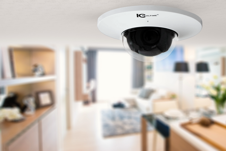 Feel More Secure with Professionally Installed Home Security Cameras