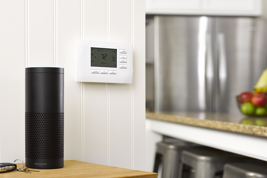 Smart Home Control with Control4 and Alexa