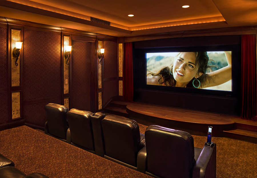 Three Must Haves for Your Custom Home Theater