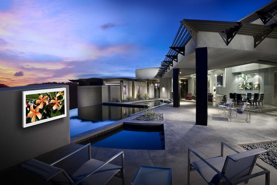 Entertain Friends and Family with Outdoor Audio Video