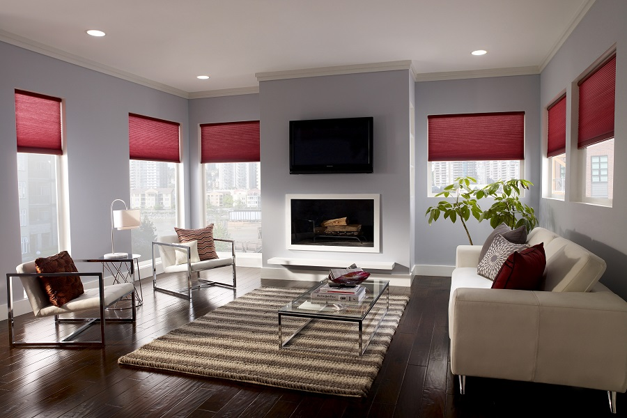 How Motorized Shades Add Beauty and Benefits to Your Home