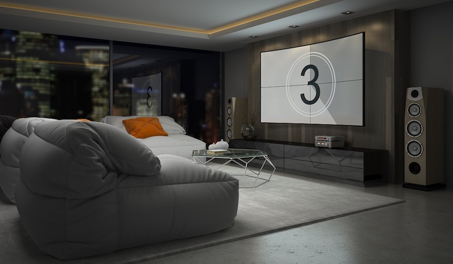 Reignite Your Passion for Film with A Home Theater Installation